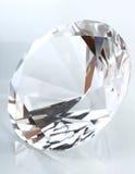 Witte diamant Royalty-vrije Stock Fotografie