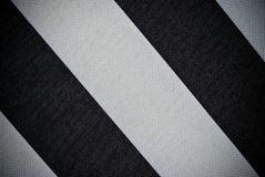 Witte en blauwe korrel geweven synthetische materiële achtergrond Stock Afbeeldingen