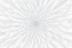 Witte en grijze abstracte achtergrond Royalty-vrije Stock Afbeelding