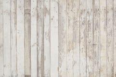 Witte en grijze houten planken Stock Afbeeldingen