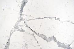 Witte en grijze marmeren textuurachtergrond Stock Fotografie