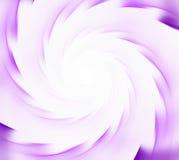 Witte en purpere abstracte achtergrond Spiraalvormige stralen van sunflare C royalty-vrije illustratie