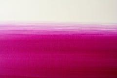 Witte en roze geschilderde houten textuurachtergrond Stock Afbeeldingen