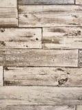 Witte en zwarte houten planken als achtergrond stock afbeelding