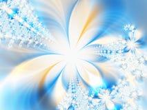 Witte fantasie Royalty-vrije Stock Foto