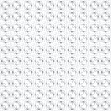 Witte geometrische textuur vectorillustratie Royalty-vrije Stock Afbeelding