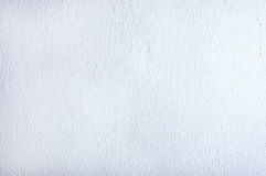 Witte geschilderde muurtextuur Stock Afbeeldingen