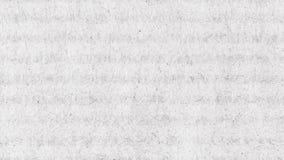 Witte gevoerde die document textuuranimatie, bewegen zich van boven tot onder voor tekst wordt ontworpen of reclame stock video