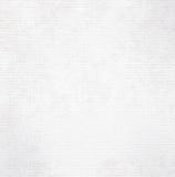 Witte geweven achtergrond Stock Afbeeldingen
