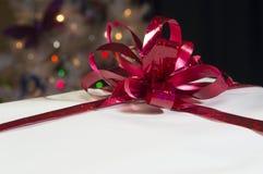 Witte gift Stock Afbeelding
