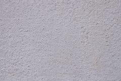 Witte gipspleistermuur Achtergrond textuur Stock Fotografie