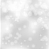 Witte gloedachtergrond Royalty-vrije Stock Afbeelding