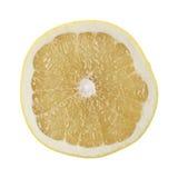 Witte grapefruit royalty-vrije stock fotografie