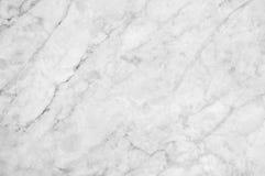 Witte grijze marmeren textuur, Natuurlijk patroon voor achtergrond of achtergrond Stock Foto