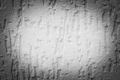 Witte grijze scherpe textuurachtergrond met vignetting Abstract patroon Royalty-vrije Stock Afbeelding
