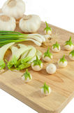 Witte groente Stock Afbeelding