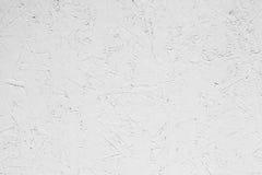 Witte grungy geschilderde houten triplexmuur stock afbeelding