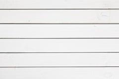 Witte houten achtergrond stock foto's