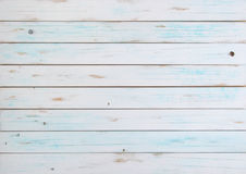 Witte houten achtergrond Royalty-vrije Stock Afbeelding
