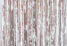 Witte houten muur Royalty-vrije Stock Foto