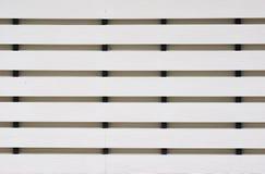 Witte houten muur Stock Afbeeldingen
