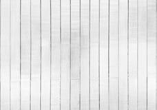 Witte houten schoon voor achtergrond Stock Foto