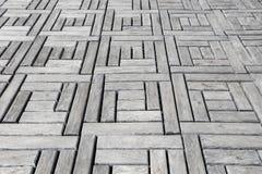Witte houten textuur Royalty-vrije Stock Foto's