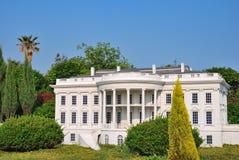 Witte Huis stock afbeeldingen