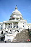 Witte Huis Stock Foto's