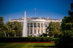 Witte Huis Royalty-vrije Stock Foto's