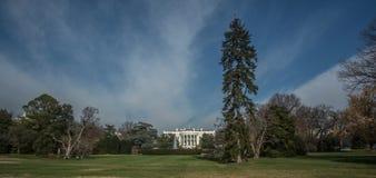 Witte Huis Royalty-vrije Stock Foto