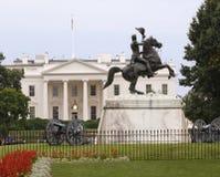 Witte Huis, Washington DC Stock Foto