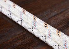 Witte kabel Stock Afbeeldingen