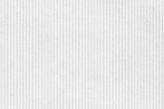 Witte kartontextuur Royalty-vrije Stock Foto