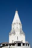 Witte Kerk stock foto