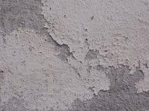 Witte kleur van de cement de oude textuur Stock Foto's