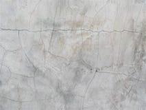 Witte kleur van de cement de oude textuur Royalty-vrije Stock Fotografie