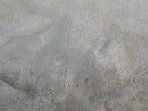 Witte kleur van de cement de oude textuur Royalty-vrije Stock Afbeelding