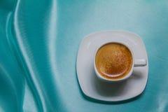 Witte kop van koffie Royalty-vrije Stock Foto