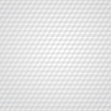 Witte kubus retro achtergrond Royalty-vrije Stock Fotografie