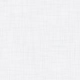 Witte linnen naadloze textuur Stock Afbeelding