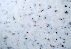 Witte marmeren textuur, gedetailleerde die structuur van marmer in natuurlijk voor achtergrond wordt gevormd en ontwerp stock afbeelding