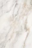 Witte marmeren textuur, gedetailleerde die structuur van marmer in natuurlijk voor achtergrond wordt gevormd en ontwerp stock foto's