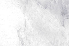 Witte marmeren textuur met natuurlijk patroon Stock Afbeeldingen