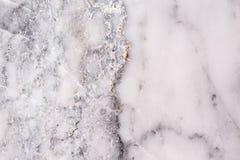 Witte marmeren textuur voor achtergrond en ontwerp Royalty-vrije Stock Fotografie