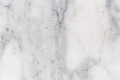 Witte marmeren textuur voor achtergrond en ontwerp Royalty-vrije Stock Foto's