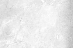Witte marmeren textuur voor het achtergrond of ontwerpkunstwerk Royalty-vrije Stock Afbeelding