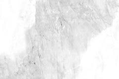 Witte marmeren textuur voor het achtergrond of ontwerpkunstwerk Royalty-vrije Stock Fotografie