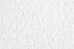 Witte muur Stock Foto