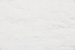 Witte muurtextuur Royalty-vrije Stock Fotografie